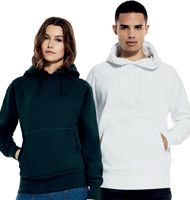 Continental Clothing unisex Hooded Sweat