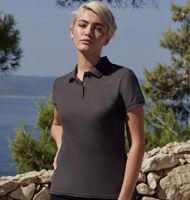 Fruit of the Loom Ladies Premium Polo Shirt