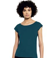 Continental Clothing Womens Women's Bamboo Raglan T-Shirt