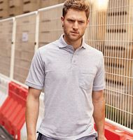Russell 011M Heavy Duty Workwear Polo