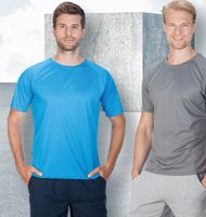 Cona Sports Running Rainbow Tech Tee
