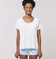 Stella Chiller - The women's scoop neck relaxed fit t-shirt
