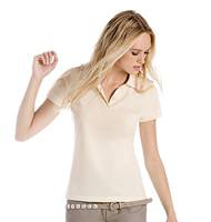 B&C Biosfair Organic Ladies Polo