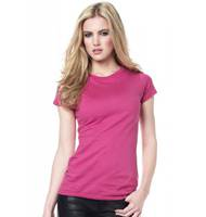 EarthPositive WOMEN'S SLIM-FIT ORGANIC T EP04
