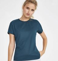 SOL`S Women`s Raglan Sleeves T Sporty