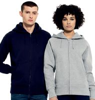Continental Clothing unisex Hooded Jacket