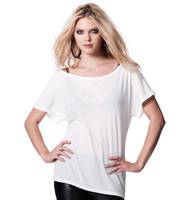 Continental Clothing Women´s Batwing Tunic T-Shirt