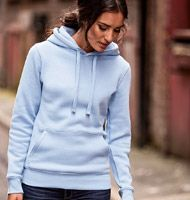 Russell 265F Ladies Authentic Hooded Sweat