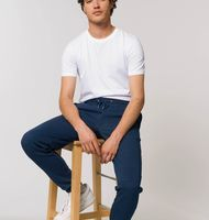 Stanley Stepper Denim - The men's denim jogger pants