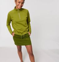 Stella Tracker - The women's half zip sweatshirt