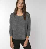 Stella Waver Slub - The women's 3/4 sleeve dropped shoulder t-shirt
