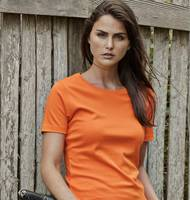 Tee Jays Ladies Interlock T-Shirt