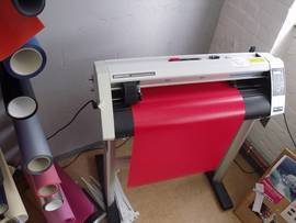 Our plotter