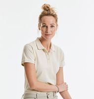 Russell Z508F Ladies' Pure Organic Polo