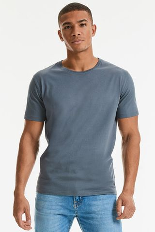 Russell Europe 118M Pure Organic Heavy Tee