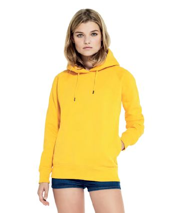Continental Clothing Womens Pullover Hood N55P