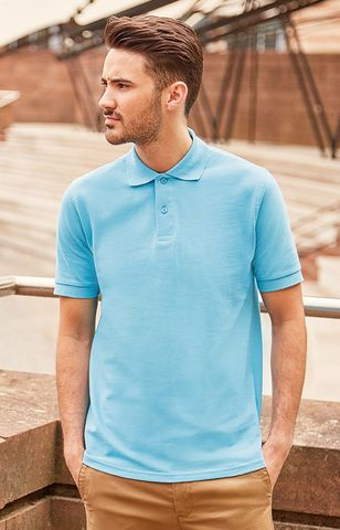 Russell 569M Piqué Polo