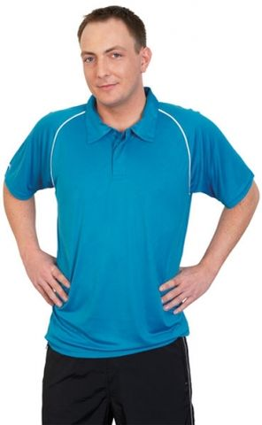 Slazenger Cool Fit Polo Piping
