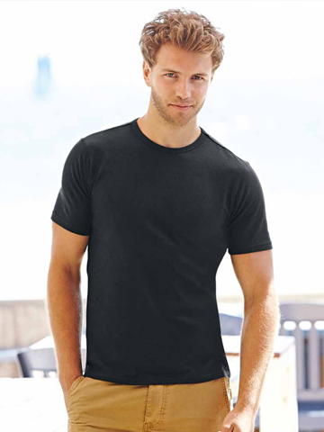 Fruit of the Loom Mens Slim Fit T-Shirt