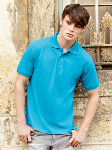 Fruit of the Loom Premium Polo embroided