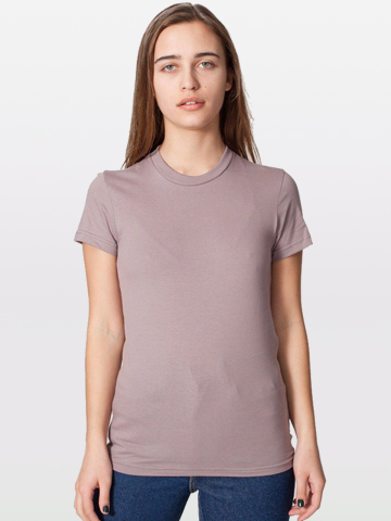 American Apparel 2102ORG Organic T-Shirt -- no more available in Europe