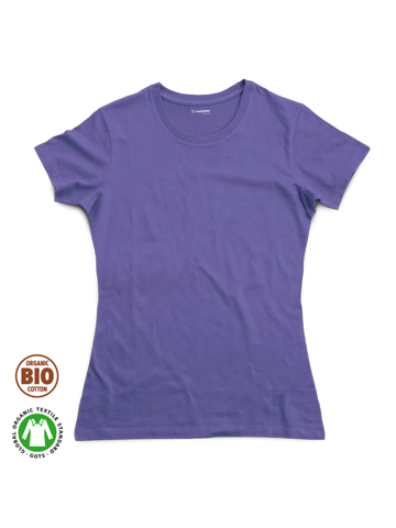 Switcher Lady Gaia Bio Fairtrade T-Shirt