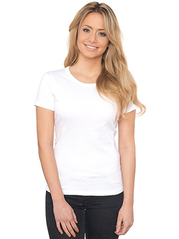 Nakedshirt Judy Fitted Girlie-Shirt